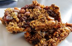 Another Paleo granola recipe - this one doesn't have any sweetener! Score!