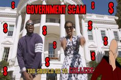 Go To College Music Video (with  MICHELLE OBAMA!) Government $$$ SCAM!