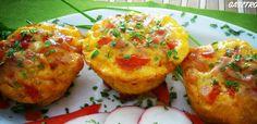 tojásrantotta muffin