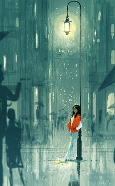 Rainy season.  #pascalcampion