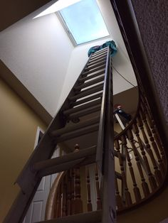 14 Best How To Use Ladders On Stairs Images Stairs