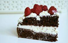 ČOKORÁL: Čokoládový dort smascarpone krémem - Recept   DvaCukry.cz Tiramisu, Cheesecake, Ethnic Recipes, Foods, Mascarpone, Food Food, Cheesecakes, Tiramisu Cake, Cheesecake Pie