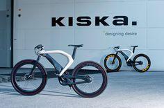 Opel Rade – Bike by Kiska  http://yankodesign.com