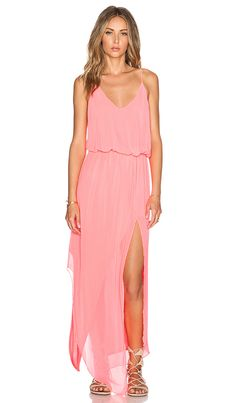 Rory Beca Nikee Maxi Dress in Pout | REVOLVE