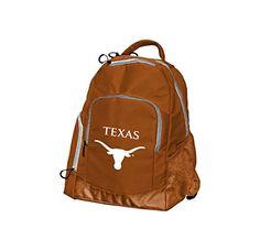 Texas Longhorns Diaper Bag