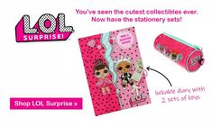 All your favourite soft toy characters from TV and film. Julia Donaldson plushies, as well as cute stationery sets by Hello Kitty, LOL Surprise and Happy News. Cute Stationery, 2 Set, Toy Store, Plushies, Hello Kitty, Lol, Gifts, Character