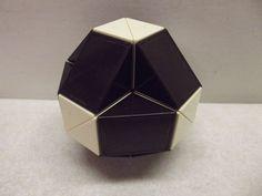 Vintage Tomy Japan Rubik's Twist Snake Puzzle