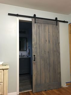 Double Barn Doors February 11 2019 At 06 47am Interior Barn Doors Bathroom Barn Door Sliding Barn Door Hardware