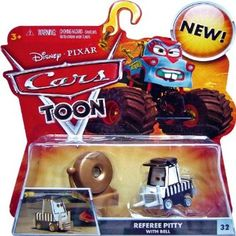 Image result for disney pixar cars toon monster trucks Cars Characters, Disney Pixar Cars, Monster Trucks, Referee, Vehicle, Scale, Board, Cars, Weighing Scale
