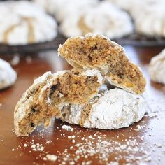 Simply Gourmet…Where food, family and friends gather.: 246. Currant Amaretti Cookies