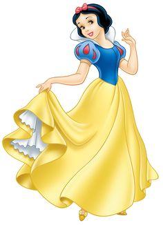 Transparent Snow White PNG Clipart