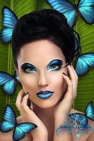 fantasy eyeshadow designs | fantasy makeup