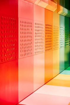 Chromatophiles, unite: The Color Factory has officially hit the East Coast, with a limited time installation in New York City. Here's everything you need to know about this cool exhibit, and how… More #rainbow