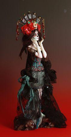 Невероятные Куклы от Nicole West - Ярмарка Мастеров - ручная работа, handmade