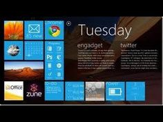 Windows 8 Review (I just decided that it's time for me to buy a new laptop when Win8 comes along.)