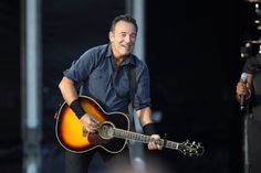 Watch Bruce Springsteen Pay Tribute to Glenn Frey With 'Take It Easy' Cover