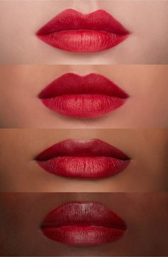 """Of the 24 shades available there are a variety of six finishes to pick from: amplified creme, cremesheen, frost, lustre, matte, and satin.Promising review: """"Sometimes I have a hard time finding a shade of red that works with my skin tone. This shade is a nice warm red and looks great on the lips. Although this is a matte lipstick, it feels nice and creamy on the lips and has a good wear time. All in all, I am very happy with MAC Chili lipstick and am delighted I found a lovely red lipstick…"""