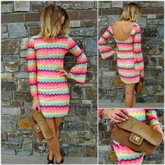 Chevron and Neon