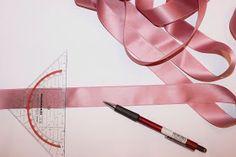 Zwiedawurzn: DIY: Wir nähen uns eine Herzerlrüsche