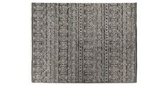 This hand-woven rug made from high-end wool is reminiscent of Malian mud cloth. Each rug's pattern is hand-tufted to create a unique raised texture. Shop Now! Modern Area Rugs, Contemporary Area Rugs, Modern Contemporary, Mid Century Rug, Mid Century Decor, Scandinavian Furniture, Floral Rug, Rugs In Living Room, Woven Rug
