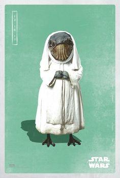 Star Wars Los últimos Jedi: 17 nuevos carteles 'Pop Icon'