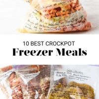 Slow Cooker Freezer Meals, Crock Pot Freezer, Gluten Free Recipes, New Recipes, Fed And Fit, Chicken Tikka Masala, Healthy Eating Recipes, Weeknight Dinners, Soups And Stews