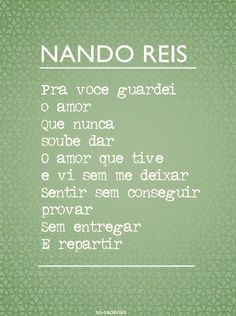 Nando Reis .... S2