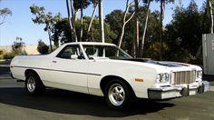 1976 FORD RANCHERO 400 AUTO