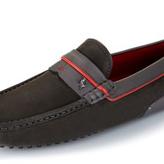 Tod's for Ferrari - Gommino with Piping