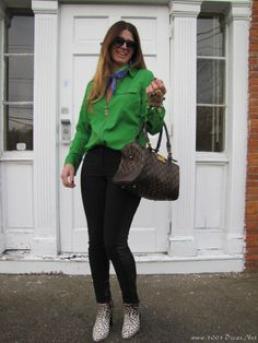 Look Blusa Verde (3)