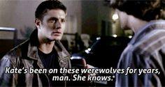 (Click!); SuperWolf; Teen Wolf; Supernatural; crossover; tumblr