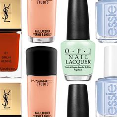The Best New Nail Colors To Swap In For Summer