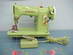 Singer 185 -- straight stitch only -- small head