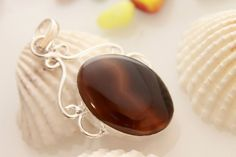 BOTSWANA LACE AGATE STYLISH NEW JEWELRY FOR CHRISTMAS PARTIES SILVER PENDANT 239 #925silverpalace #Pendant