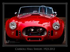 Carroll Hall Shelby, 1923-2012