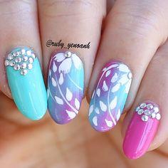 Instagram media by ruby_yenoanh #nail #nails #nailart
