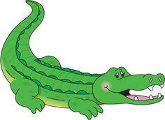 Free Alligator Clip Art