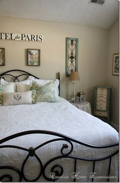 1000 images about master bedroom ideas on pinterest for Creative master bedroom ideas