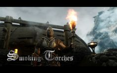 Smoking Torches at Skyrim Nexus - Skyrim mods and community