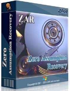 zero assumption recovery tool