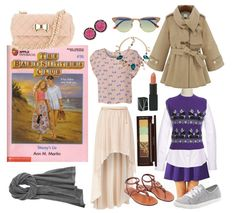 """Stacey (""""The Baby-Sitters Club"""")   22 Of Your Childhood Style Icons, Revisited"""