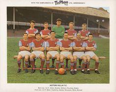 Aston Villa team group in Retro Football, School Football, Football Kits, Football Cards, Aston Villa Team, Burnley Fc, Bristol Rovers, Laws Of The Game, Association Football