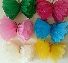 kelebek sanat etkinliği (29) – Okul Öncesi Etkinlik Kütüphanesi – Madamteacher.com