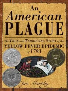This is the true and terrifying story of the Yellow Fever epidemic of 1793, centered in Philadelphia. Contains reproductions of period art and copies of newspaper articles.
