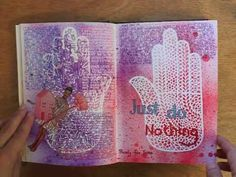What Is An Art Journal? With Zom Osborne
