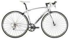 Diamondback Airen 2 Women's Road Bike: http://www.amazon.com/Diamondback-Airen-Womens-Road-Bike/dp/B005JCLJ4U/?tag=autnew-20