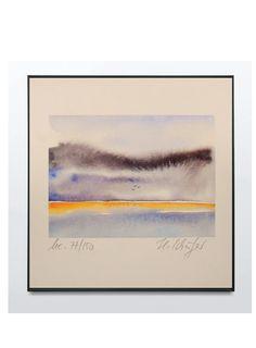 (1) Hertha Schäfer – Original Limited Edition Lithograph 1983 – Art & Vintage Store Ltd
