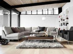 Bo Concept Mega Shower Floor Lamp