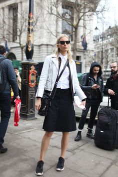 Street Style: London Fashion Week Fall 2014