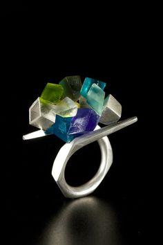 OSCAR ABBA RING #fk #fashionkiosk #jewelry #design #ring #colors #ювелирные #украшения #кольцо